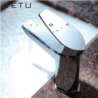 basin faucet lavatory mixer hot and cold water tap