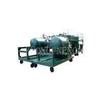 LYE Engine Oil Distillation System/Hydraulic Oil Filtration Equipment/Motor oil purifier