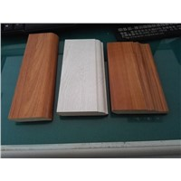 Laminate Flooring Accessory (MDF Skirting/Endcap/Reducer/F-Moulding)