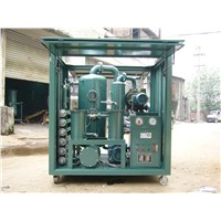 Series ZYD Transformer Oil Purifier Machine, Insulating Oil Purification Plant for Power Station