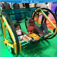 electric Balance car for 1-2 persons ridering with joystick made in China