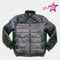 Men''s Padded Jakcet Wholesale Woven Jacket Men Jacket