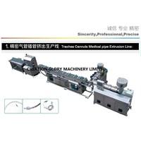 High precision endotracheal medical tube making machine
