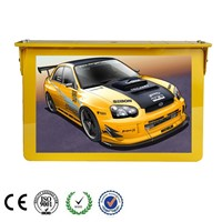 22 inch Advertising TV monitor Bus LCD Display,WIFI,3G/4G