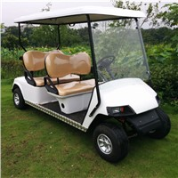 Electric golf cart of 4 seats with cheaper price for sale