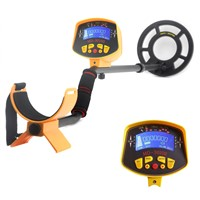 Black,Yellow,Green Hobby Metal Detector treasure hunting for Gold or silver