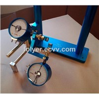 Bicycle wheel truing stand accessory