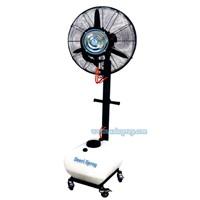 High quality rainproof floor type spraying fan