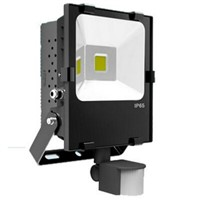 Aluminum Housing LED Flood Light 50w with PIR Motion Sensor
