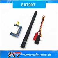FXT FX799T Super Small 7.5g 5.8GHz 25mW Raceband Transmitter With on-board microphone and 5V Output