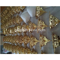 Shree Yantra golden gifts, metal crafts, religious gifts,