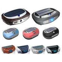 Solar car ventilator / Solar car air purifier / Solar air purifier / Solar car oxygen bar