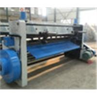 pneumatic sheet cutting machine