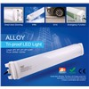 IP66 60w, 80w 5ft Waterproof LED Tube Light/LED Tube Lighting/T5 LED Tube Lamp/LED Tube Bulb