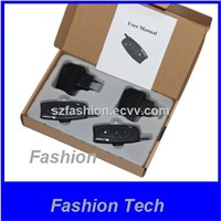500m helmet  multi interphone for motorcycle kit support GPS MP3