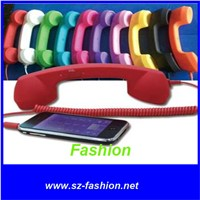Large Stock Wholesale retro mobile phone handset  for iphone
