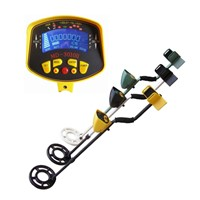 MD3010II Underground metal detector for hobby use with three different color