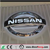 3D metal auto emblems car logo,Made in China