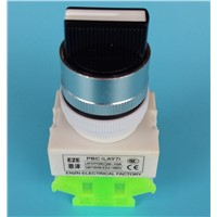 LAY37-20X/31 3 way rotary selector  push button switch Reset