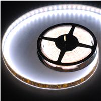 CE &RoHS 12V flexible LED Strips SMD 3528 120leds White Christmas lighting