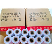 HIgh quality thermal paper rolls inexpensive