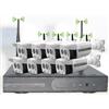 Wireless WIFI HD monitor set (8 channels)