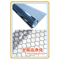 0.3mm,0.5mm,1mm Thickness Grid Conductive Curtain