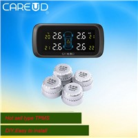 Hot sell tpms in Korea wireless universal tire pressure monitoring system with long battery life