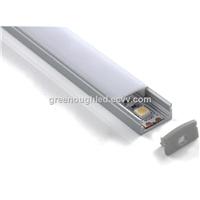 LED Linear Aluminum Profile Strip Lights/Showcase Decorative LED Lighting