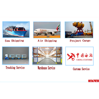 Ocean Freight & Air Freight from China to Australia (Door Pick & Door Delivery)