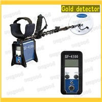 Professional Deep ground Long range metal detector CPX4500 with large screen