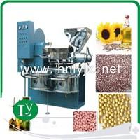 Automatic Oil Press machine, screw soybean oil press machine