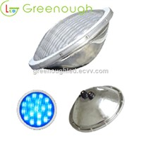 RGB LED Pool Light/LED Par56 Spot Lamp/LED Underwater Light 25W
