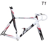 TIME RXRS Ulteam full carbon fiber road bike frame fork seatpost headset with BBright