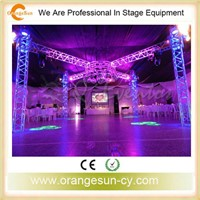 roof top tent event stage truss