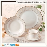 western dinner set wholesale bone china arcopal dinner set