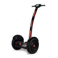 Double wheels self-balancing electric scooter