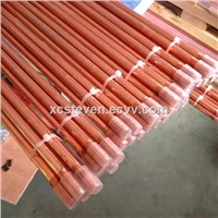 High Conductivity ELectrical Copper Bonded Grounding Rod