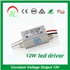 LED power supply LED driver LED transformer for led strip light 12W