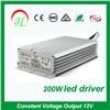 LED power supply LED driver LED transformer for led strip light 200W