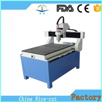 NC-B6090 Stand CNC Router Wood engraving Machine for Sale