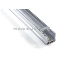Aluminum LED Architecture Profile For LED Strips light/LED Bar Light 004-RL
