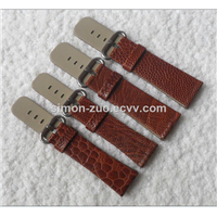 For Apple Watch Luxury Customized Ostrich Leather Strap Band