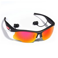 Wosports S6 Bluetooth Sunglasses for free shipping