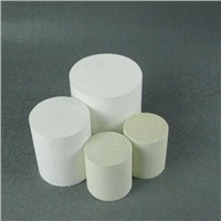 exhaust honeycomb ceramic substrate catalyst for car