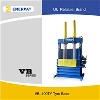 hydraulic car tire baler