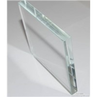 extra clear float glass