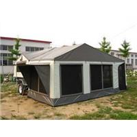 Popular 4WD Trailer Tent SC01  China Trailer Tent Camper Trailer Tent