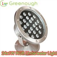 LED Underwater Pool Light/LED Marine Lights 24W