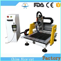 NC-A4040 mini wood carving cnc router machine